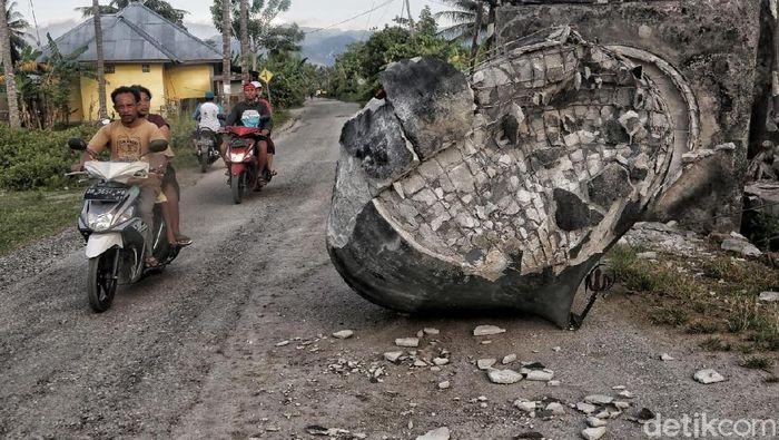 Gempa di Palu/Foto: Pradita Utama