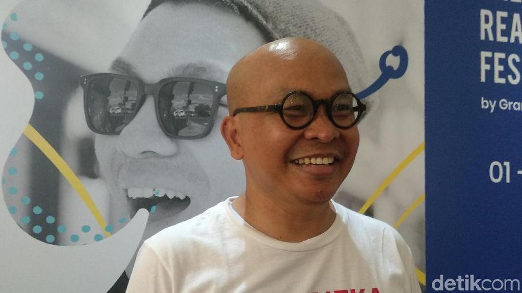 Marak Politisi Berbalas Puisi, Maman Suherman Ungkap Karya Sastranya Hilang