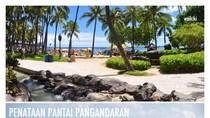 Foto: Pantai Pangandaran & Revitalisasi Ala Ridwan Kamil