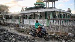 DMI Mulai Perbaiki Masjid-masjid Rusak Akibat Gempa Palu