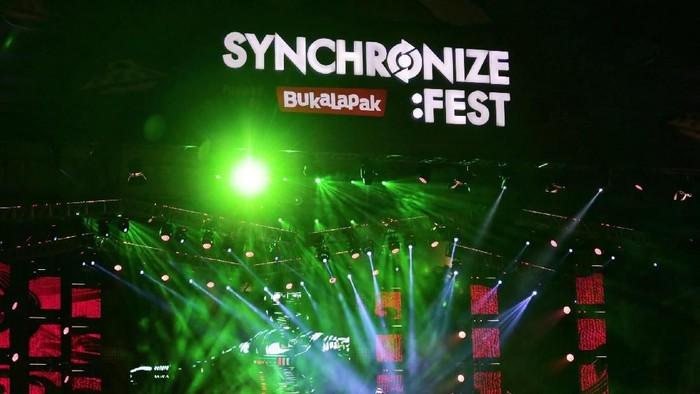 Naif di Synchronize Fest 2018