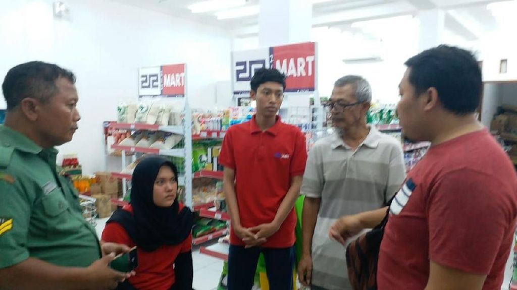 Rampok 212 Mart di Tangerang, Kiting Ditembak Polisi