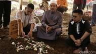 Doa Sang Anak untuk Rudy Wowor