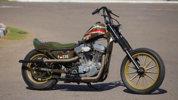 Harley-Davidson 'Belo Negoro'