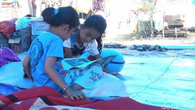 Peran Masyarakat untuk Lindungi Anak Korban Bencana Alam