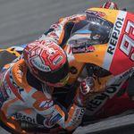 Telat Panas, Marquez Rebut Pole Position MotoGP Thailand