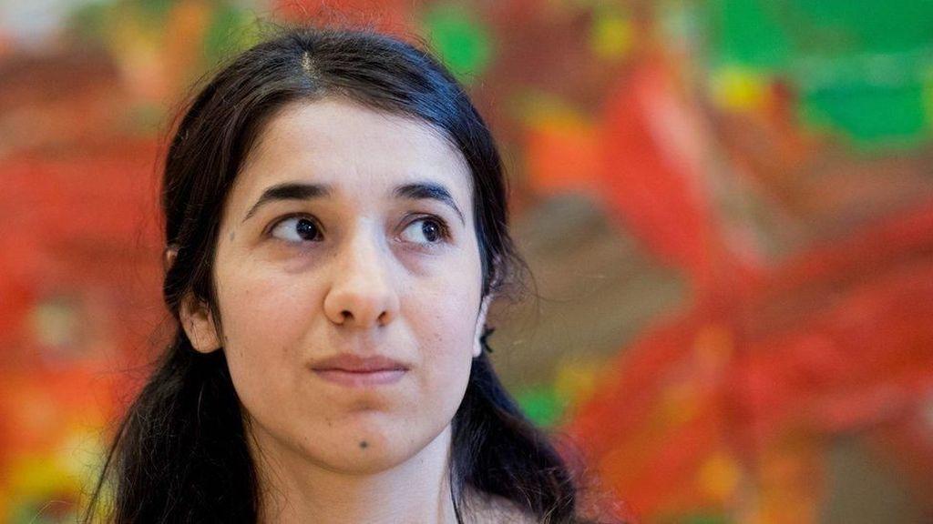 Nadia Murad, Bekas Budak Seks ISIS Dianugerahi Nobel Perdamaian