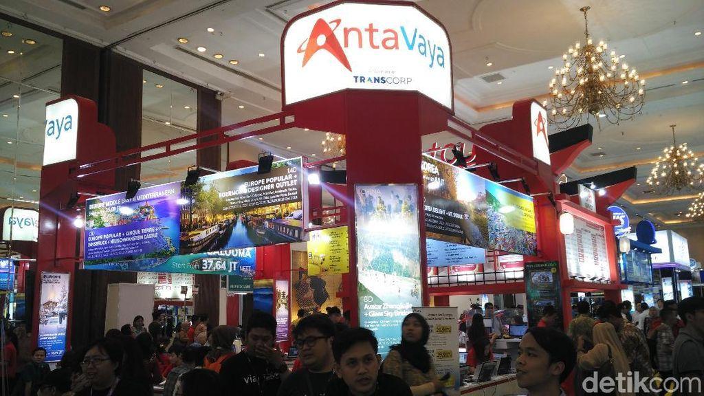 AntaVaya Punya Banyak Promo Menarik di GATF 2018