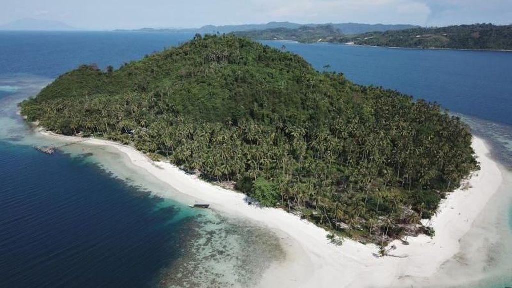 Seperti Punya Pulau Pribadi di Lampung