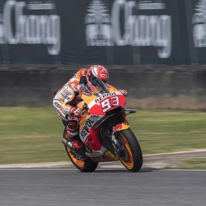 Di MotoGP Jepang, Marquez Punya Kans Salip Rekor Lorenzo