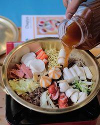 Masih Di Bandung Yuk Cicipi Makanan Korea Di 5 Restoran Ini