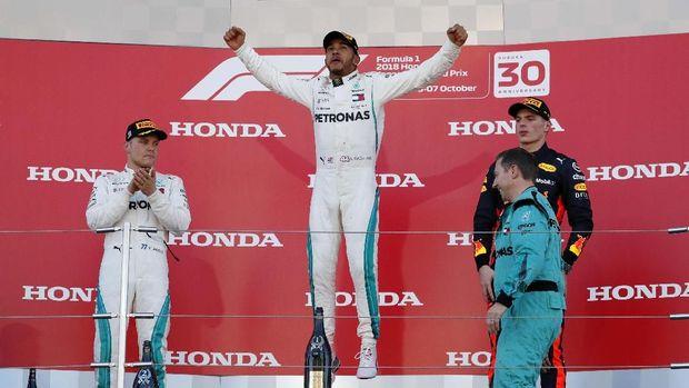Lewis Hamilton Raih Dua Penghargaan di Autosport Award