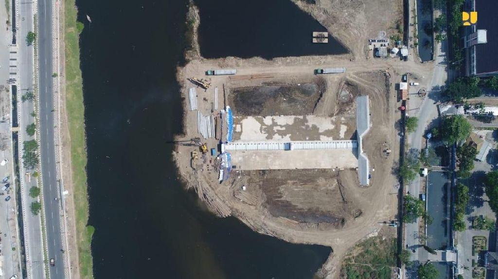 Pembangunan Bendung Karet Semarang Dikebut, Target Rampung Awal 2019