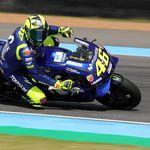 Start di Baris Depan MotoGP Thailand Kejutan bagi Rossi