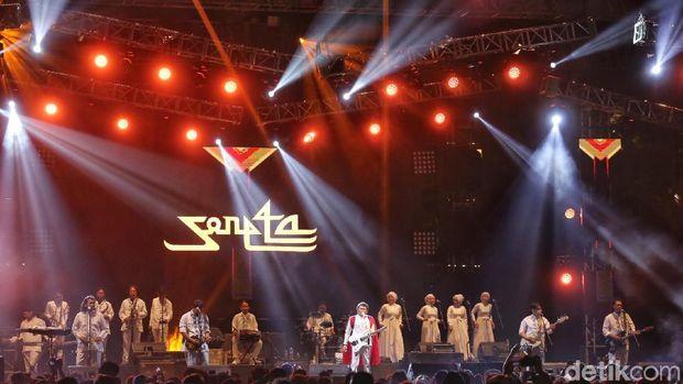 Soneta Band.