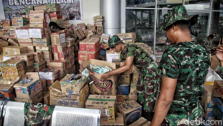 KPK Darurat untuk Bencana Palu-Donggala