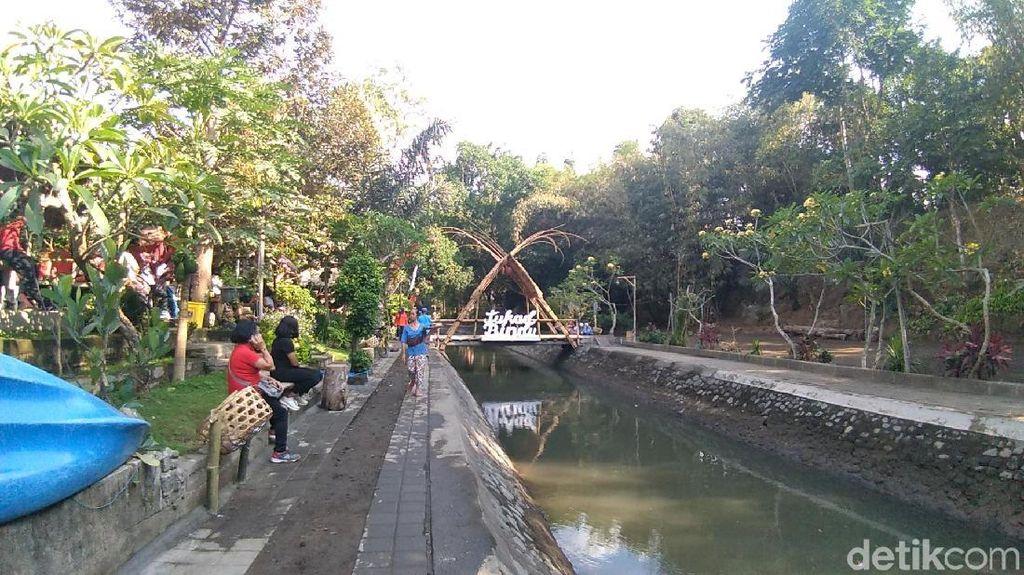 Foto: Tukad Bindu, Sungai Angker yang Jadi Cantik di Bali