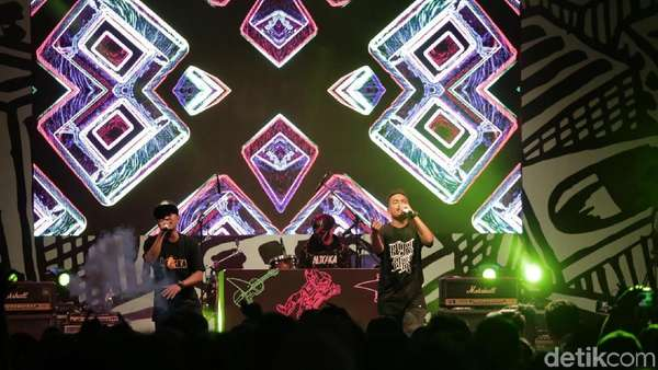 Gas Pol Mang! NDX AKA Goyang Synchronize Fest 2018