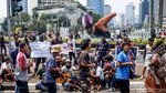 Semarak Asian Para Games di Bundaran HI