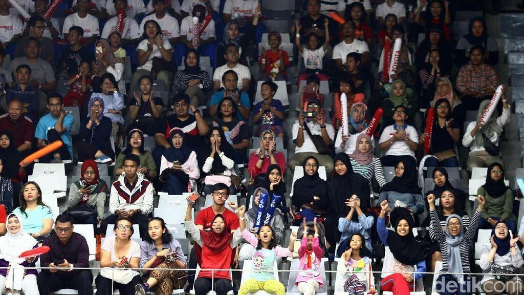 Bulutangkis Selalu di Hati Masyarakat Indonesia