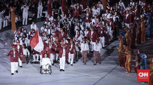 Indonesia diharapkan bisa mengumpulkan 16 medali emas di Asian Para Games 2018.