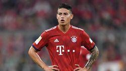 De Laurentiis ke Madrid: Bayern Boleh Pinjam James, Kenapa Napoli Tidak?