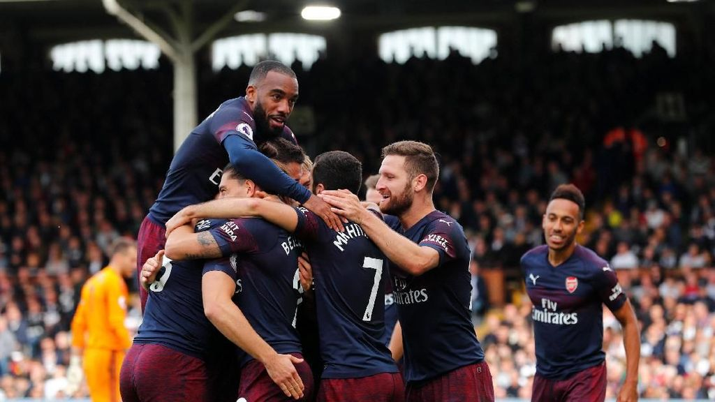 Arsenal Punya Masalah Pertahanan