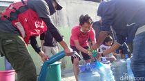 JK Instruksikan PMI Distribusi Air Bersih ke Donggala dan Sigi