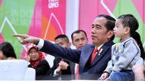 Aksi Memanah Jokowi di Pembukaan Asian Para Games Pukau Nia Daniaty