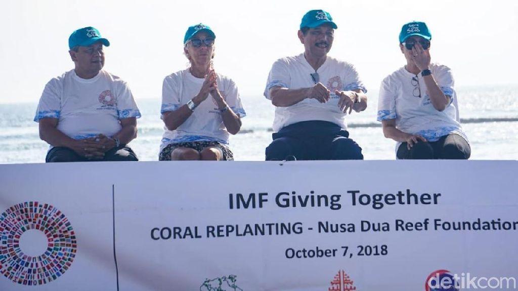 Disindir Fadli Zon, Benarkah Acara IMF-WB Bali Tak Berfaedah?