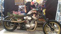 Harley-Davidson Sportster Rasa Militer