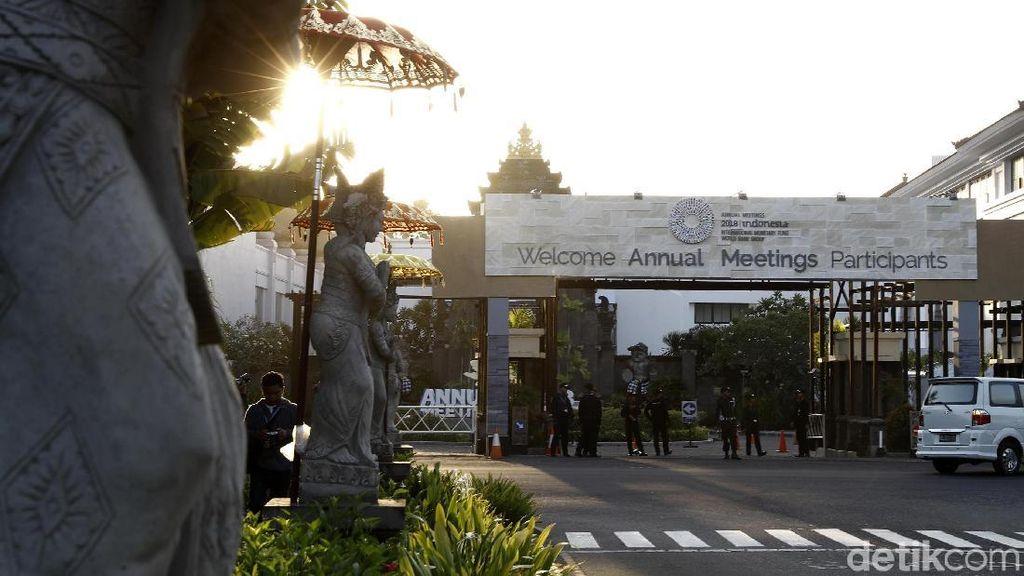 Tingkat Hunian Hotel di Bali Naik 15% karena Pertemuan IMF-WB