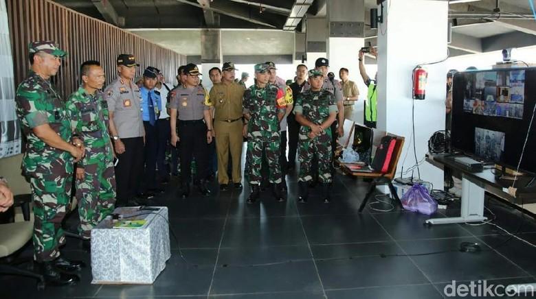 Antisipasi Bencana selama IMF-WB, TNI Siapkan 2 Pesawat dan 400 Bus