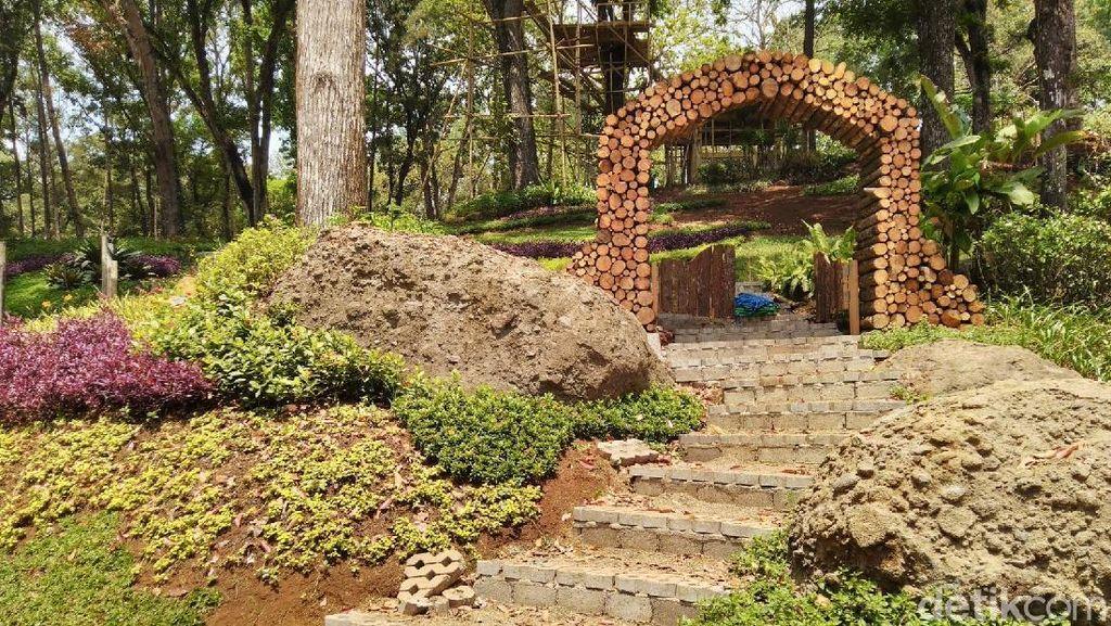 Foto: Wajah Baru Destinasi Favorit Kota Banjar
