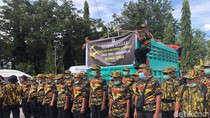 Golkar Serahkan Bantuan untuk Korban Gempa dan Tsunami Sulteng
