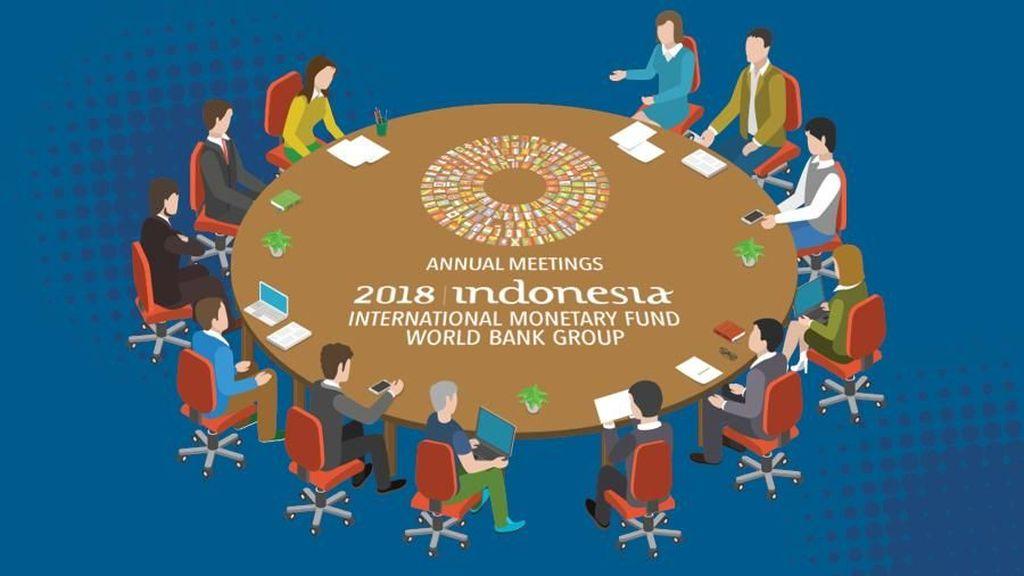 BI Manfaatkan Pertemuan IMF WB di Bali untuk Hal Ini