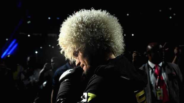 Khabib Nurmagomedov telah menandatangani perpanjangan kontrak dengan UFC.