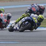 Rossi: MotoGP Thailand seperti Balapan Sepeda