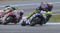 Bukan Motor, Rossi Sebut Sirkuit Thailand Bantu Yamaha