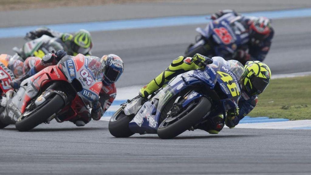 Saatnya Rossi Buktikan Kebangkitan Yamaha di MotoGP Jepang