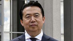 Istri Tak Yakin Mantan Bos Interpol yang Ditahan China Masih Hidup