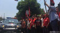 Lepas Bantuan untuk Sulteng, Mega Bicara Pentingnya Early Warning