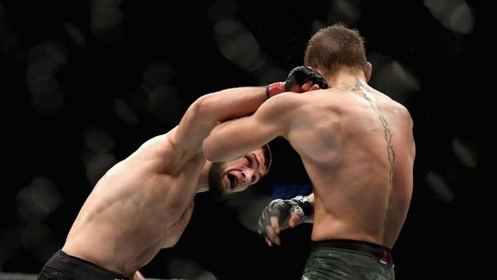 Khabib Vs McGregor, Rommy Bicara Juara Bertahan Tekuk Penantang