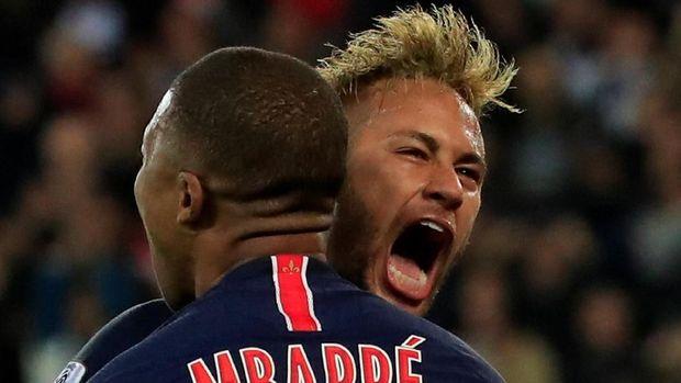 Neymar sempat digosipkan jadi buruan utama Real Madrid pada bursa transfer musim ini.