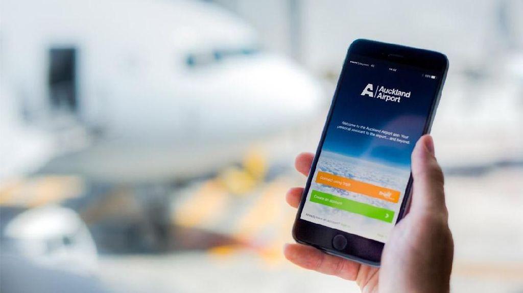 Wisatawan yang ke Selandia Baru Harus Serahkan Password Ponsel