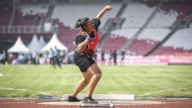 Stadion Utama Gelora Bung Karno menjadi venue Asian Para Games 2018.
