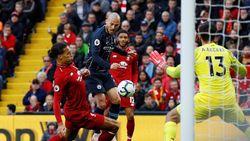 Hasil Liverpool vs Manchester City: Duel Tanpa Pemenang di Anfield