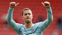 Dilema Eden Hazard: Chelsea atau Real Madrid