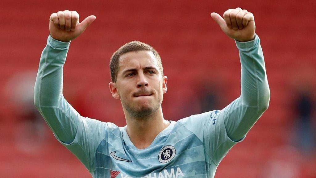 Hazard: Saya Tak Pantas Dapat Ballon dOr