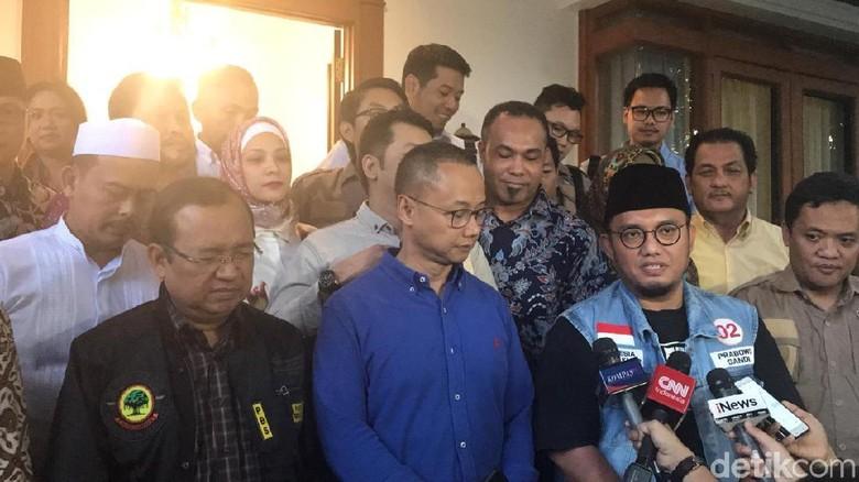 Tim Prabowo Ungkap Surat Panggilan Polisi ke Amien Rais, Ini Isinya